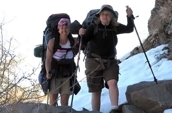 Hike Off the Fat: Backpacking America's Treasures