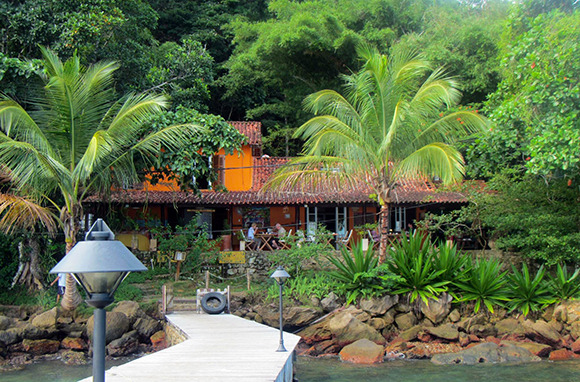 Sagu Mini Resort, Ilha Grande, Brazil
