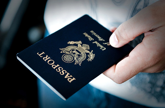 Scan a Copy of Your Passport