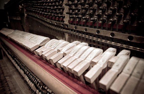Piano Creation at Steinway & Sons Factory