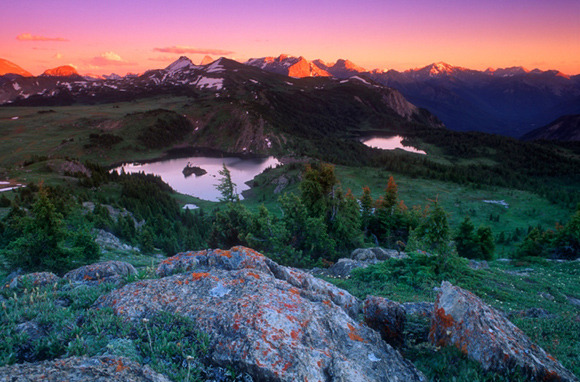 Canadian Rocky Mountains Parks
