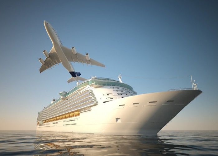 New from United: Redeem Miles for Cruises