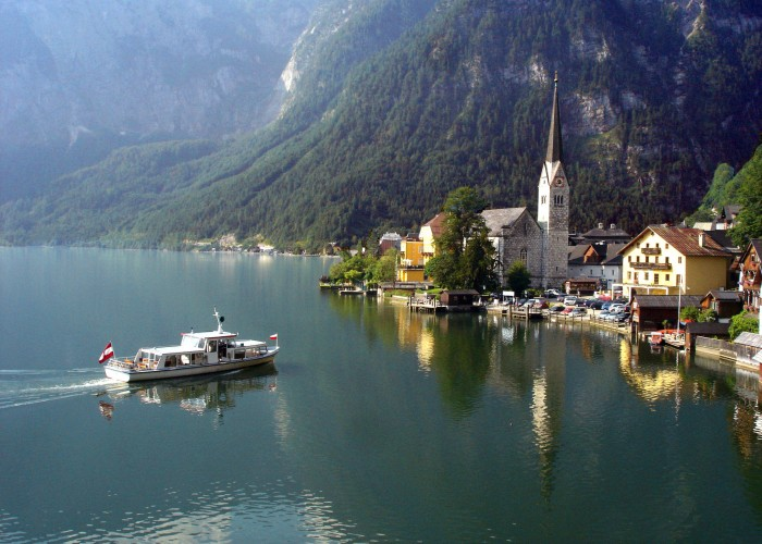 Romantic Europe: Places in the Heart