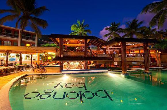 Bolongo Bay Beach Resort, St. Thomas, U.S. Virgin Islands