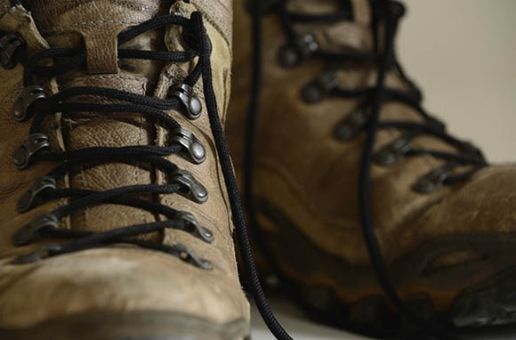 The Bad Advice: Don't Bring Bulky Shoes