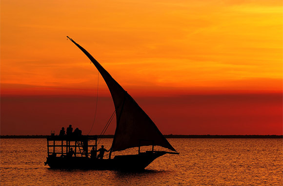 Mozambique: Ibo Island Dhow Safari (CW Safaris)