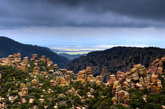Chiricahua National Monument, Arizona