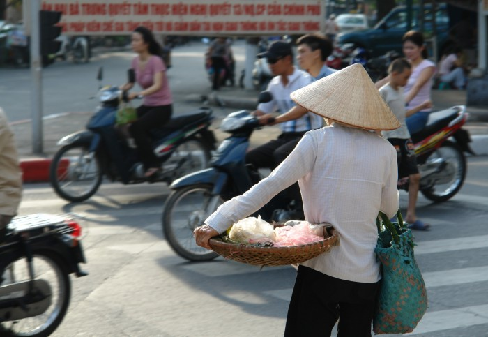 12 Life Lessons You Can Learn From Crossing the Street in Vietnam