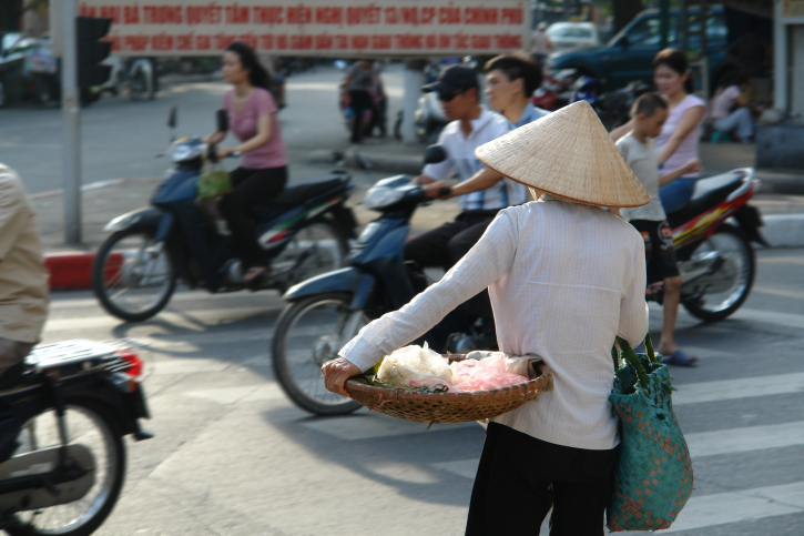 12 Life Lessons You Can Learn From Crossing the Street in Vietnam - SmarterTravel
