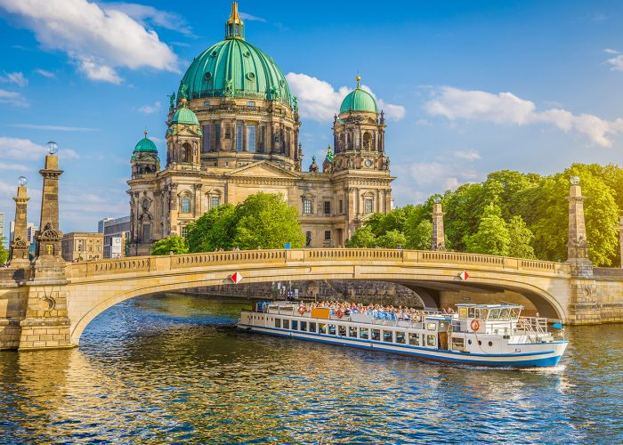 Here's How You Can Win a 15-Day European River Cruise
