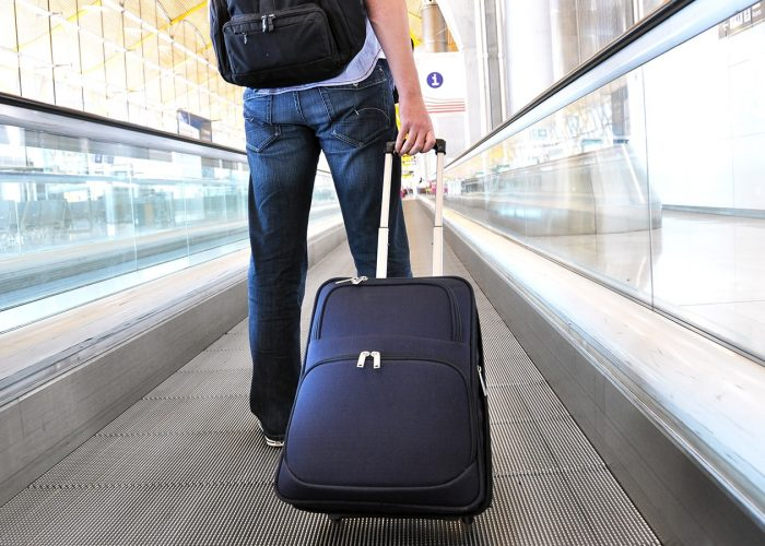 10 Ultralight Rolling Carry-on Bags Under 5 Lbs.