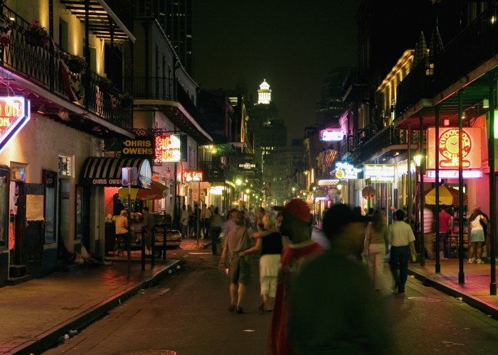 Daily Daydream: Bourbon Street, New Orleans