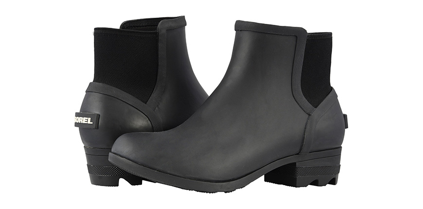 sorel janey chelsea boots