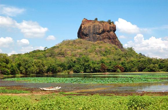 Lion's Rock, Sigiriya, Sri Lanka