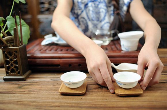 The Tea Ceremony Scam
