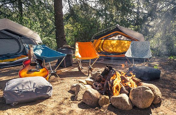 Campfire Rocker