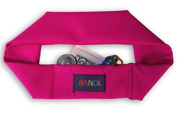 Bandi Pocketed Headband