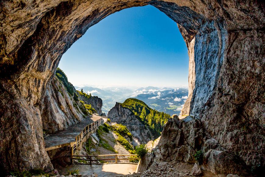 Eisriesenwelt, austria