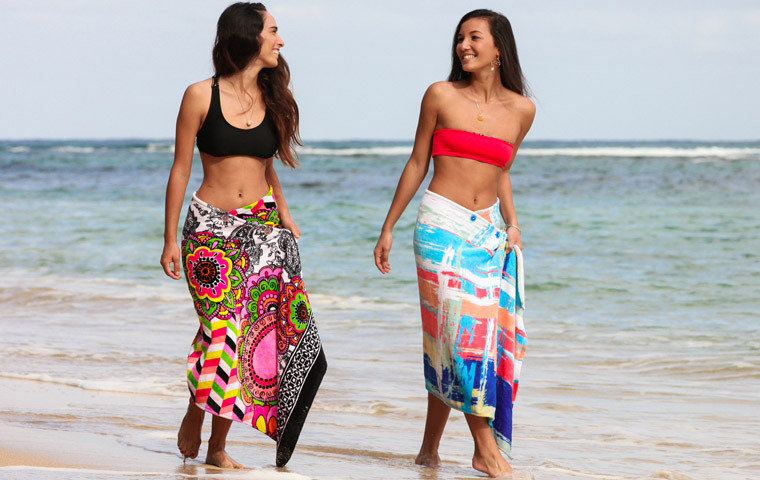 Simple Sarongs Review Beach Towel And Cover Up