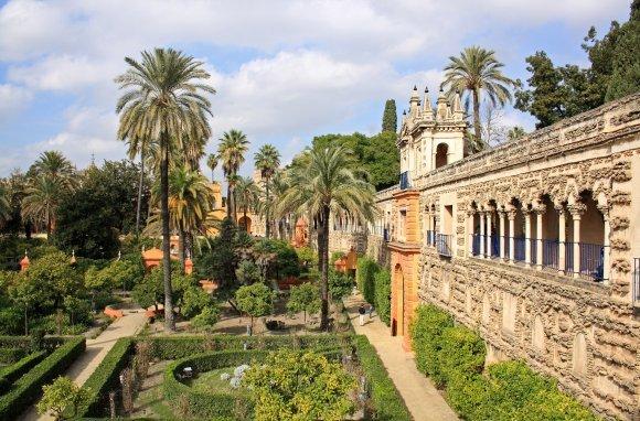 Dorne: Alcazar De Sevilla, Spain