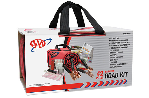 AAA Emergency Road-Assistance Kit