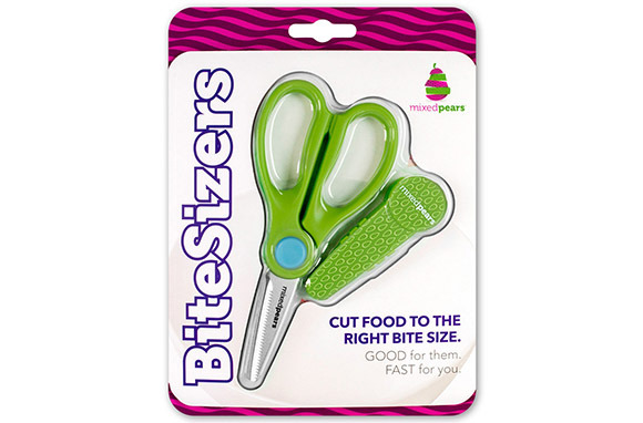 BiteSizers Portable Food Scissors