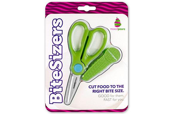 BiteSizers Portable Food Scissors