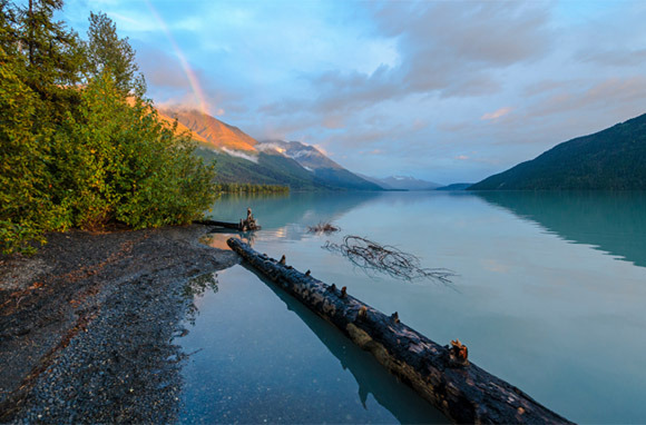 'Private' Lakes on the Kenai Peninsula