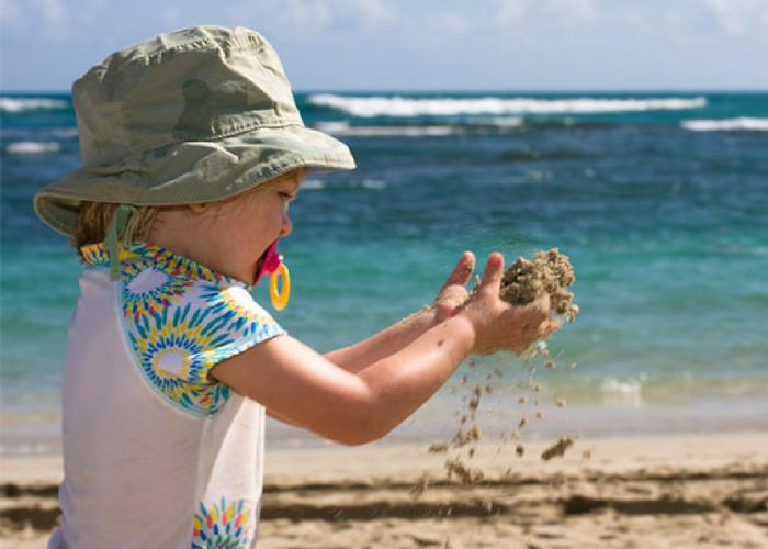 keep kids sunburn-free