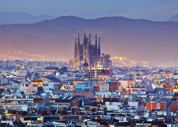 Lisbon & Barcelona: 6-Night Vacations from $699