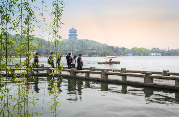 Hangzhou, China: Heaven on Earth