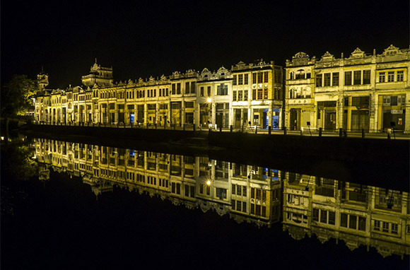 Kaiping, China: China's Historic Melting Pot