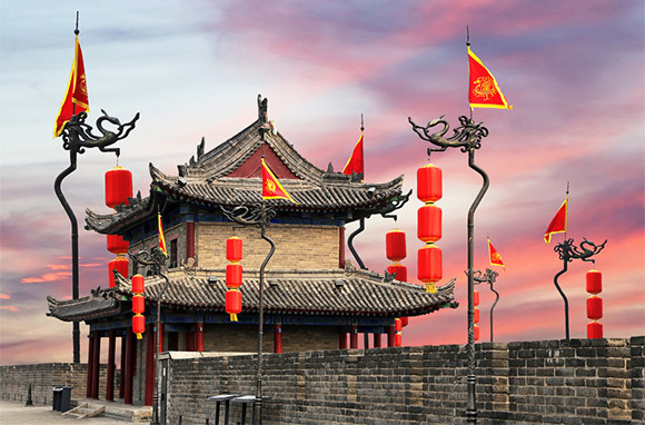 Xi'an, China: The Birthplace of Chinese Civilization