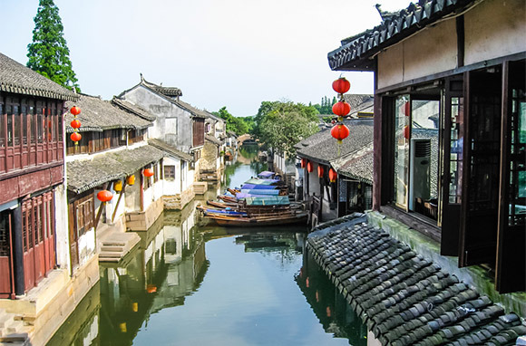 Suzhou, China: China's City of Canals