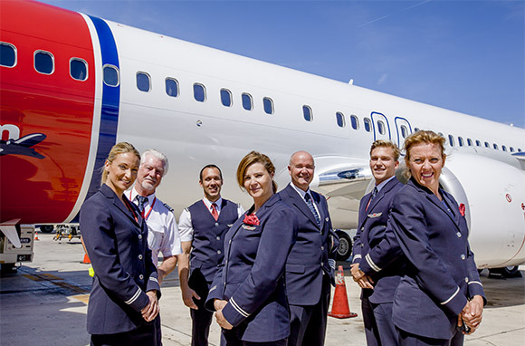 Best Low-Fare Coach-Class Airline for Transatlantic Flights: Norwegian