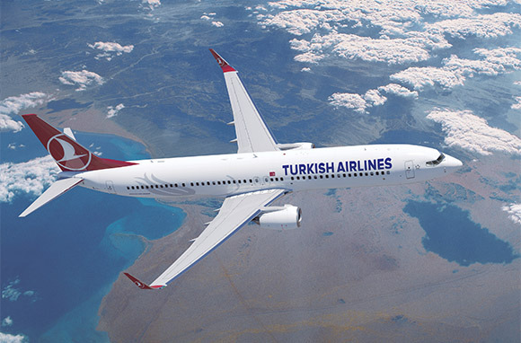 Best Coach-Class Airline for Transatlantic Flights: Turkish