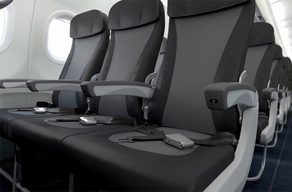 Best Extra-Legroom Airline in North America: JetBlue