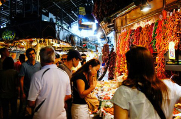 Favorite Market in Barcelona