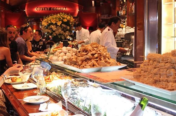 Favorite Tapas Spot in Barcelona