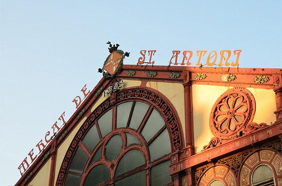Sant Antoni, Barcelona, Spain
