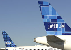 JetBlue eBay Sale a Success for Customers, Airline