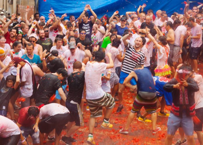 What Is Spain's La Tomatina Festival?