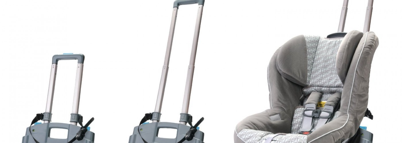Pick Of The Day Brica Roll N Go Car Seat Transporter