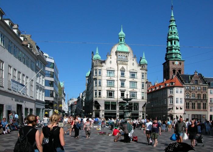 The Easy Streets of Copenhagen