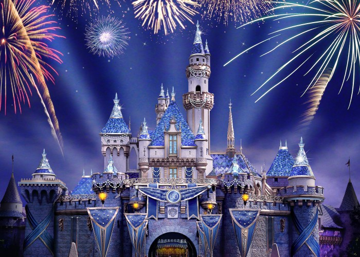 Disneyland's Diamond Celebration Looks Ridiculously Amazing