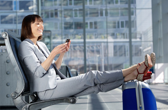 Be a (Really) Frequent Flyer