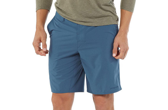 Patagonia stretch terre planing board shorts
