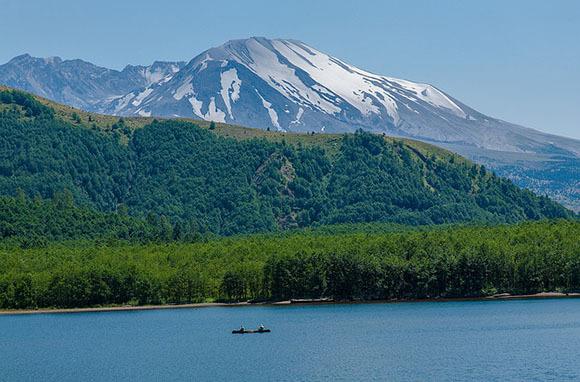 Harry's Ridge, Mount St. Helens, WA