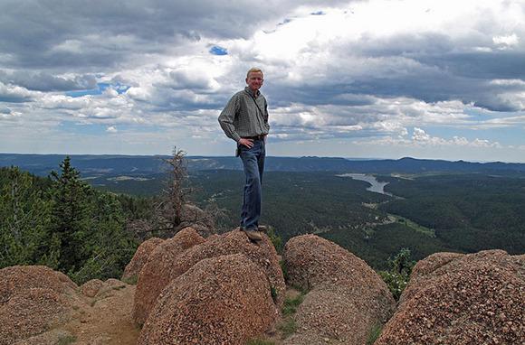 Raspberry Mountain, Divide, CO