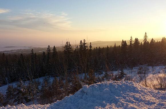 Pincushion Mountain, Grand Marais, MN